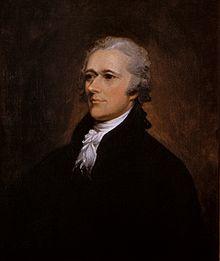 Alexander Hamilton Headshot