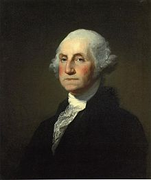 George Washington Headshot