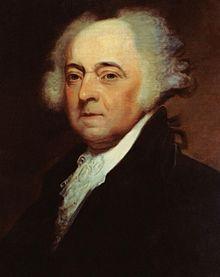 John Adams Headshot
