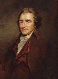 Thomas Paine Headshot